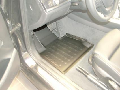 Carbox FLOOR Fußraumschale Gummimatte Fußmatte BMW X3 F25 vorne links