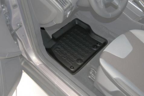 Carbox FLOOR Fußraumschale Gummimatte Fußmatte Ford Focus Turnier vorne links