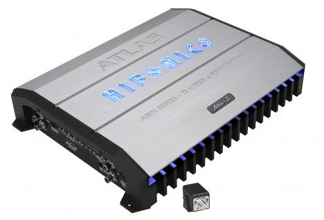 HIFONICS ATLAS HYBRID AMP ARX-3003 3-Kanal Verstärker Endstufe KFZ Auto