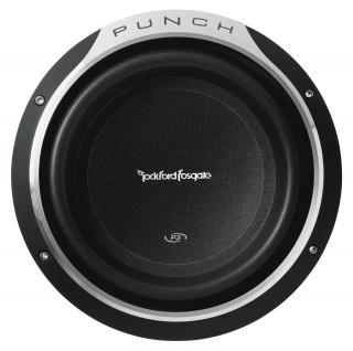 ROCKFORD FOSGATE PUNCH Subwoofer P3SD4-10 25 cm Subwoofer Bassbox 600 Watt