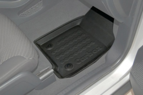 Carbox FLOOR Fußraumschale Gummimatte Fußmatte Fiat Freemont vorne rechts