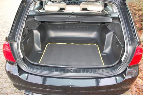 Carbox CLASSIC Kofferraumwanne Laderaumwanne Kofferraummatte BMW 3er Touring E91