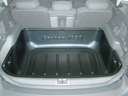 Carbox CLASSIC Kofferraumwanne Laderaumwanne Kofferraummatte Skoda Yeti