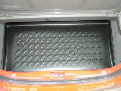 Carbox FORM Kofferraumwanne Laderaumwanne Kofferraummatte Chevrolet Spark