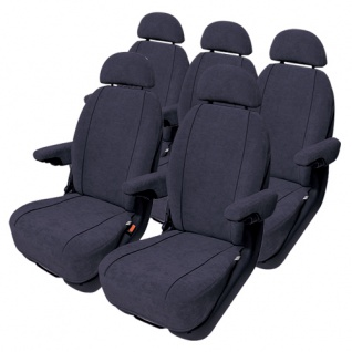 Van Sitzbezug Sitzbezüge Auto PKW Profi Schonbezug Peugeot 807