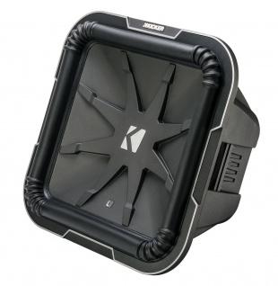 """KICKER 15"""" Q-Class L7 Woofer L7152 38cm Hifi Subwoofer Bassbox 2400 W MAX"""