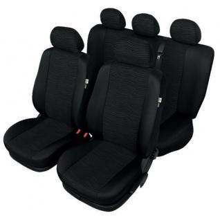 Profi Auto PKW Schonbezug Sitzbezug Sitzbezüge Nissan Tiida