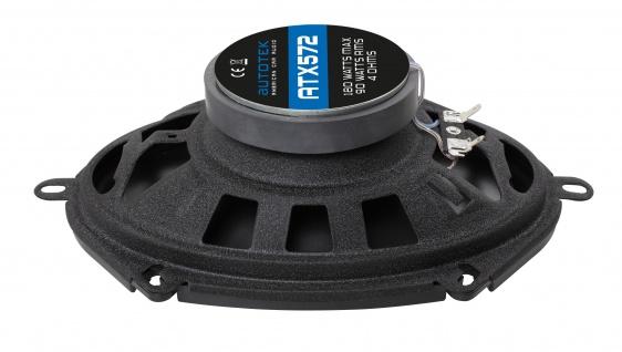 """AUTOTEK Koax-System 13x18"""" Lautsprecher 2-Wege Koax ATX-572 360 Watt max.Paar"""