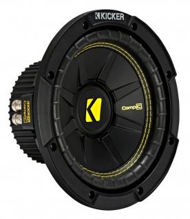 "KICKER 8"" Woofer CompC84 20cm Auto PKW Hifi Subwoofer Bassbox 400 Watt MAX"