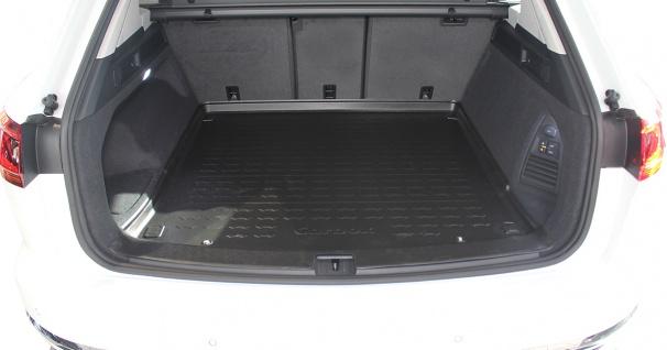 Carbox FORM Kofferraumwanne Laderaumwanne Kofferraummatte VW Touareg III