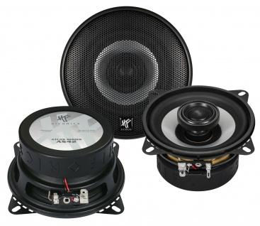 HIFONICS ATLAS Koax Lautsprecher Auto Boxen Set 10 cm AS-42 120 Watt PKW KFZ