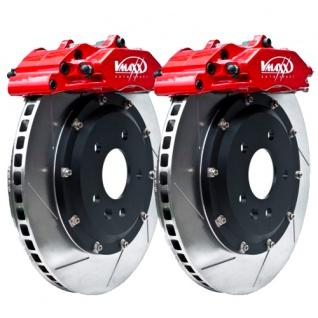 V-Maxx Big Brake Kit 330mm Bremsanlage Bremsen Set Fiat Punto EVO 199 48 - 99kW
