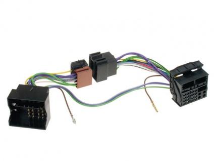 MUSWAY plug&play Anschlußkabel MPK 7 Anschlusskabel Citroën Peugeot oder Fiat