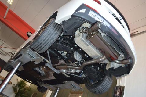 Friedrich Motorsport 76mm Auspuff Sportauspuff Anlage BMW 2er F22/F23 Coupe