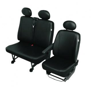 Profi VW Transporter, Crafter, LT Schonbezug Sitzbezüge Sitzbezug Art.:503733/503740-sitz162