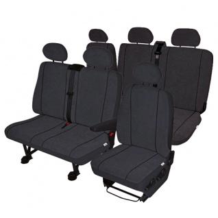 Kia Pregio, K-2500 Schonbezug Sitzbezug Sitzbezüge Art.:502255/502262/503849-sitz127