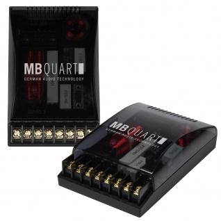 MB QUART 3-Weg Frequenzweichen-Set QSW-3 3-Wege Frequenzweiche (Paar)