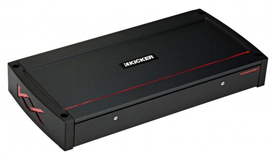 KICKER Class D Mono Amplifier KXA2400.1 Monoblock digital Verstärker Subwoofer