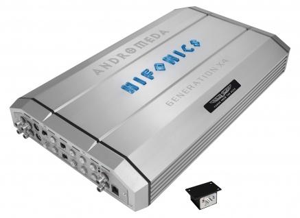 HIFONICS ANDROMEDA GEN-X4 4-Kanäle Verstärker Endstufe Auto PKW KFZ ANDROMEDA4