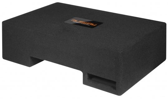 MUSWAY Single Bassreflex-Gehäusesub MF-108Q Subwoofer Bassbox 400W - Vorschau 5