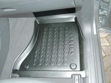 Carbox FLOOR Fußraumschale Gummimatte Fußmatte Audi Q5 vorne rechts