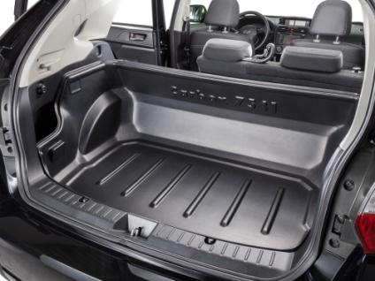 Carbox CLASSIC Kofferraumwanne VW Tiguan 2 05/16- mit Reserverad Subwoofer