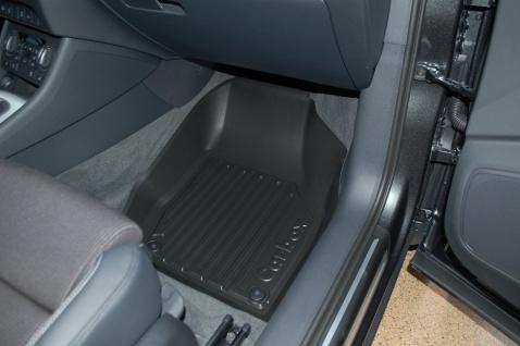 Carbox FLOOR Highline Fußraumschale Gummimatte vorne rechts Audi Q3 06/11-