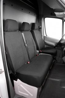 Ford Transit - Bj. 2000 - heute Schonbezug Sitzbezug Sitzbezüge