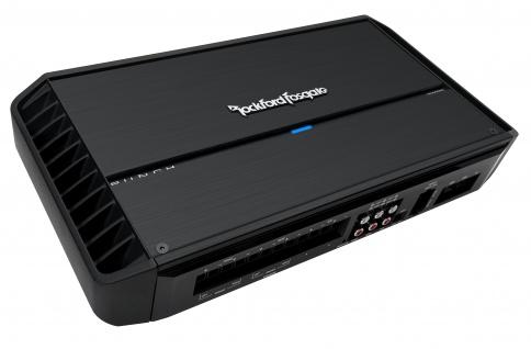 ROCKFORD 5-Kanal Verstärker Hybrid FOSGATE PUNCH Amplifier P1000X5 (EU)
