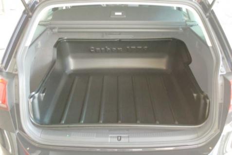 Carbox CLASSIC Kofferraumwanne Laderaumwanne Kofferraummatte VW GOLF VII Variant