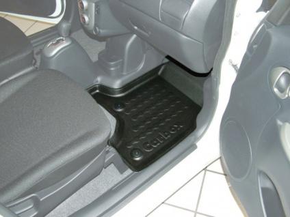 Carbox FLOOR Fußraumschale Gummimatte Fußmatte Mitsubishi I-Miev vorne rechts