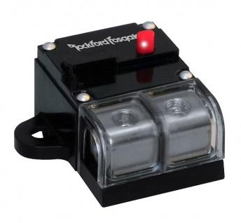 ROCKFORD FOSGATE Sicherungsautomat RFCB200 12V 200A für Carhifi Wohnwagen Boot
