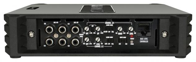 Hifonics Mercury Iv 4-kanäle Verstärker Endstufe Auto Pkw Kfz Amp Mer4 - Vorschau 3