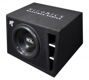 HIFONICS 30cm Bassreflex-Subwoofer 1000/2000 Watt Auto Bassbox Basskiste MXZ-12R
