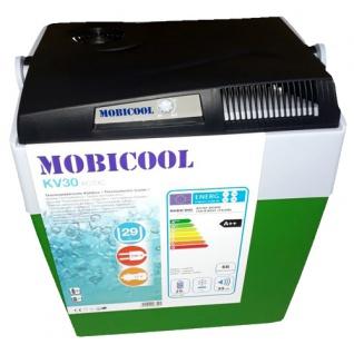 Waeco Dometic Mobicool KV30 AC/DC Thermoelektrische Kühlbox 12/230V 29L EEK A++