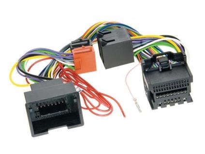 MUSWAY plug&play Anschlußkabel MPK 4 Anschlusskabel für die Opel Modelle