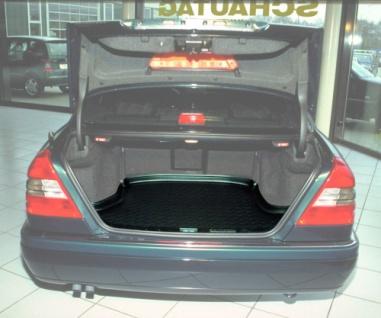 Carbox FORM Kofferraumwanne Laderaumwanne Kofferraummatte Mercedes C-Klasse W202