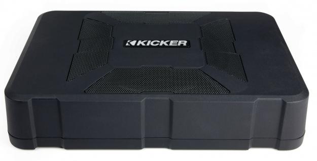 KICKER Aktiv-Subwoofer 20 cm Active Subbox HS8