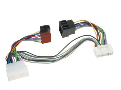 MUSWAY plug&play Anschlußkabel MPK 14 Anschlusskabel für Hyundai und Kia