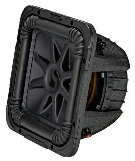 """KICKER 10"""" Solobaric L7 Woofer L7S104 25cm Auto Hifi Subwoofer Bassbox 1200 W MAX"""