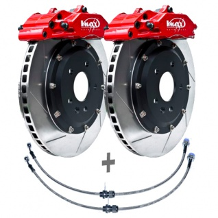 V-Maxx Big Brake Kit 290mm Bremsanlage Bremsen Set VW Golf III VW Vento 1H 8.91-