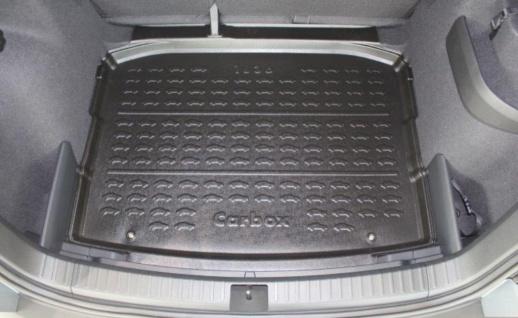 Carbox FORM Kofferraumwanne Laderaumwanne Kofferraummatte Skoda KAROQ