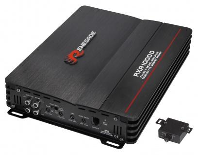 RENEGADE Monoblock Endstufe Verstärker Digital RXA1000D Bass Amp 1000 Watt