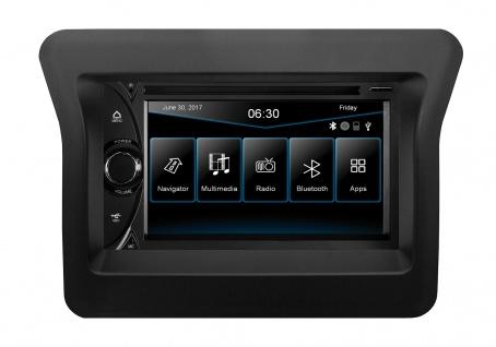 ESX Naviceiver VN6310D Renault Master Opel Movano Nissan NV 400 Bluetooth Navi