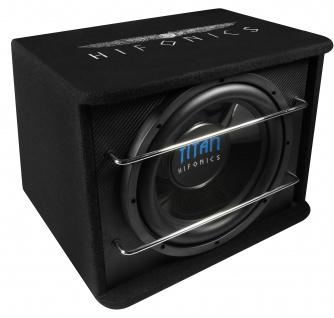 HIFONICS 30cm Bassreflex-Subwoofer 400/800 Watt Auto Bassbox Basskiste TS-300R