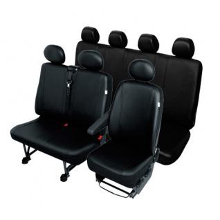 Profi VW Transporter, Crafter, LT Schonbezug Sitzbezüge Sitzbezug Art.:505041/503740/503733-sitz282