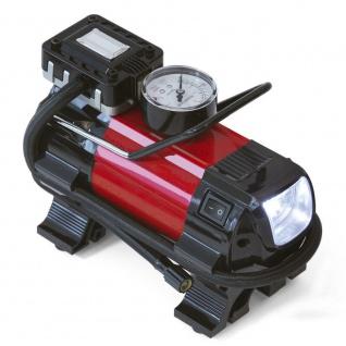 Dino KRAFTPAKET Druckluft Kompressor 12V Luftkompressor Luftpumpe Minikompressor - Vorschau 1