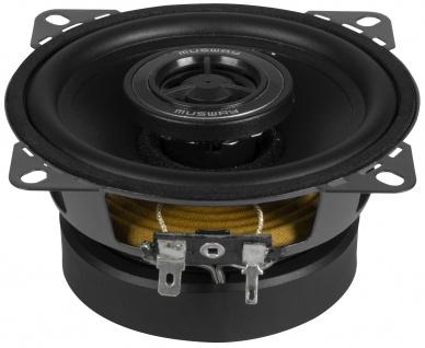 MUSWAY KOAX 10 cm MS-42 System Auto Car PKW Hifi Boxen Lautsprecher Paar - Vorschau 5