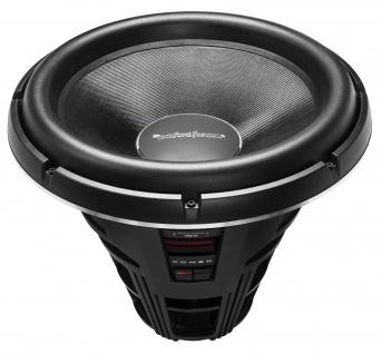 ROCKFORD FOSGATE POWER Subwoofer T3S2-19 48cm Subwoofer Bassbox 6000 Watt