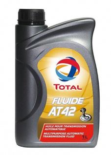 Total Getriebeöl 1L Automatikgetriebe Fluide AT 42 Automatik Öl ATF Dexron III